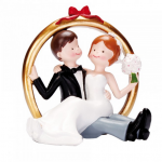 Cake toppers simpatici